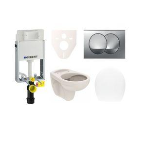 Závěsný wc set k zazdění S-Line SIKOGE1U72