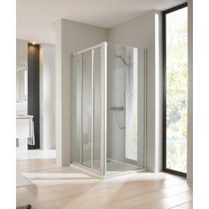 Sprchové dveře 100x75 cm Huppe Next SIKONEXTD3100STE75