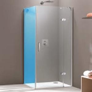 Sprchové dveře 100x80x190 cm pravá Huppe Strike chrom lesklý SIKOSTRIKE100PST80