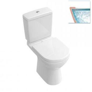 Kombinovaný WC kombi Villeroy & Boch O.Novo, zadní odpad, 68cm SIKOSVBON5661R