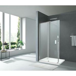 Sprchová zástěna Walk-In / Dveře 110x200 cm Siko Xmotion SIKOWIXM110