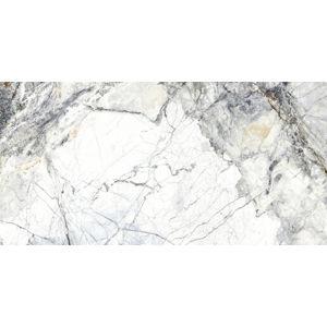 Dlažba Peronda Supreme white 60x120 cm leštěný SUPR612WHEP