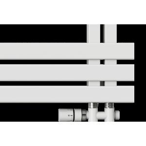 Termostatický ventil ISAN kov bílá TERMSADA119R