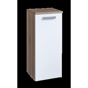Koupelnová skříňka nízká Naturel Vario 30x30 cm bílá VARIOK30DBBL
