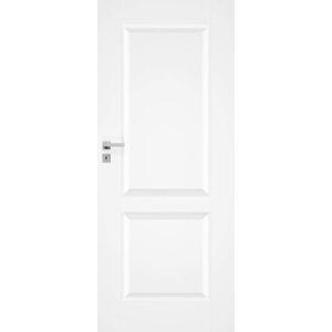 Interiérové dveře Naturel Nestra pravé 70 cm bílé NESTRA1070P