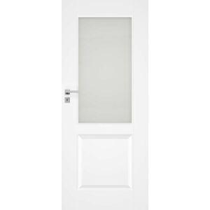 Interiérové dveře Naturel Nestra levé 70 cm bílé NESTRA1170L